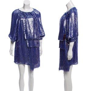 M MISSONI Printed Mini Dress